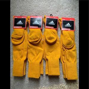 Adidas baseball socks
